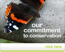 Our commitment to conservation