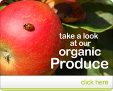 Take a look at our organic produce